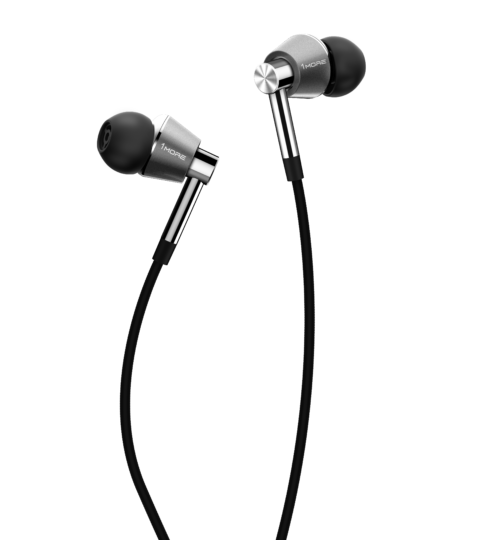 1More E1001 LTNG Triple-Driver In-Ear, Silber