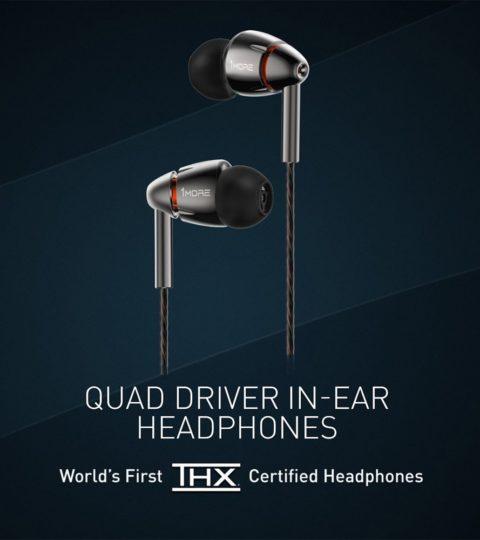 1More E1010 Quad Driver In-Ear