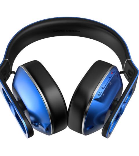 1More Bluetooth® Over-Ear Headphones MK 802, Blau