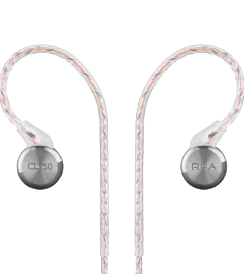 RHA CL750 In-ear Headphone