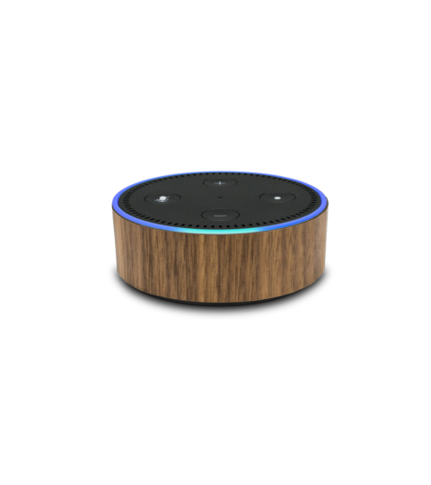 Balolo ECHO DOT WALNUSS HOLZ COVER