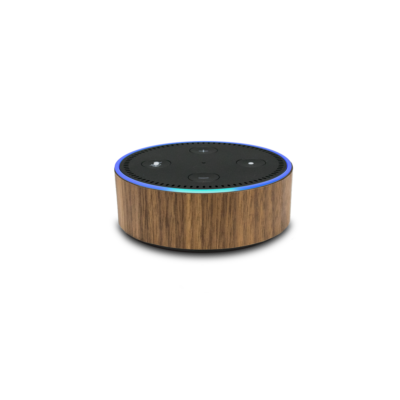 Balolo Echo Dot Holz Cover