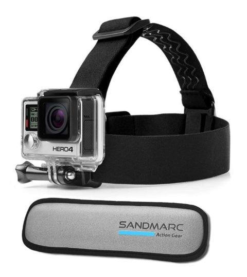 Sandmarc Floating Head Strap