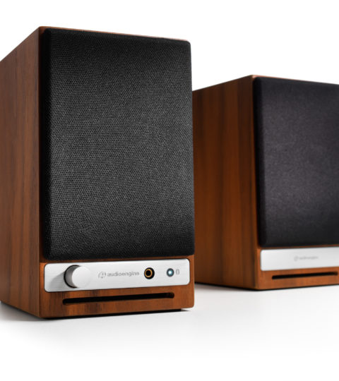 Audioengine HD3 Wireless Walnut