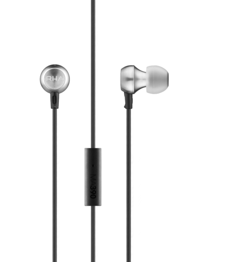 RHA MA390u In Ear Headphones