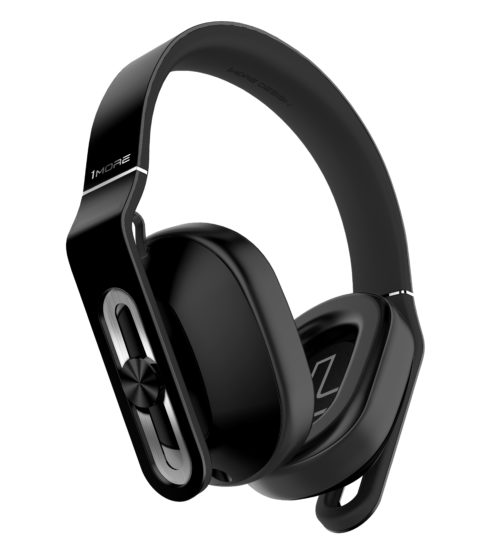 1More Over Ear MK801, Schwarz
