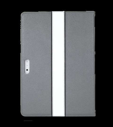 Maroo Gray Executive Flex Folio Surface Pro Surface Pro 4 / Pro 3