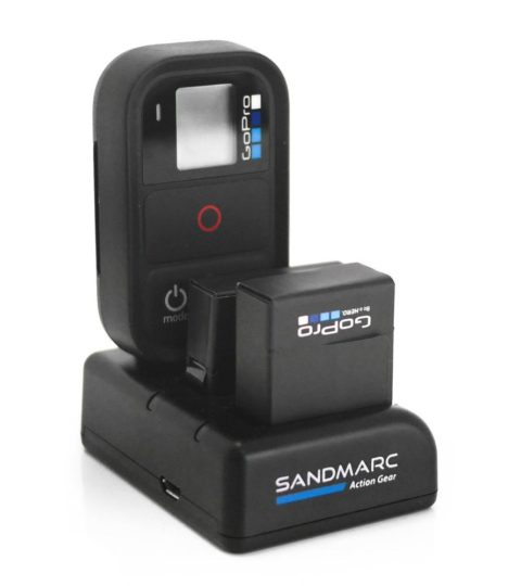 Sandmarc Procharge SM226 – GoPro Hero 4 And 3+