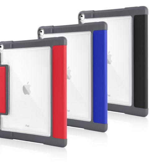 STM DUX PLUS IPad 9.7 Pro Case Red