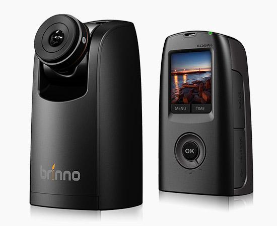 brinno tlc200pro zeitraffer kamera pocketmedia ag. Black Bedroom Furniture Sets. Home Design Ideas