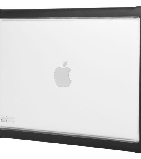 STM Dux Hardshell Macbook 12″ Case, Black