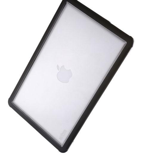 STM Dux Hardshell Macbook Air 13″ Case, Black