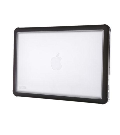 STM Dux Hardshell Macbook Air 11″ Case Black