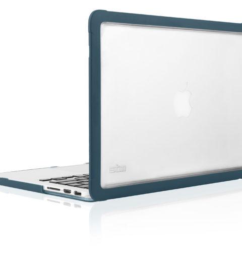STM Dux Hardshell MacBook Pro Retina 13″ Case Blue