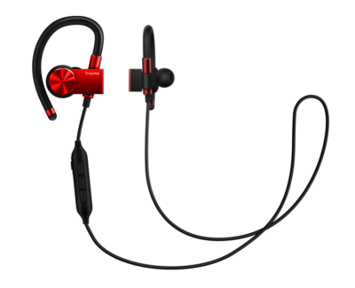 1More Bluetooth Sport Dual Driver In-Ear EB100, Rot