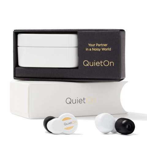QuietOn Active Noise Cancelling Earplugs