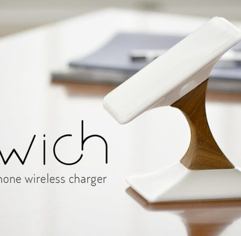 Swich -Qi Charger (black Or White)