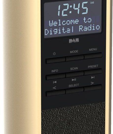 Sahaga POPtube DAB+ / FM Radio