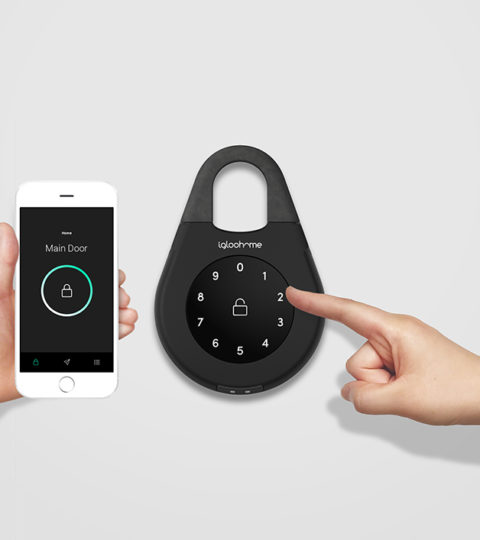 Igloohome Smart Keybox2