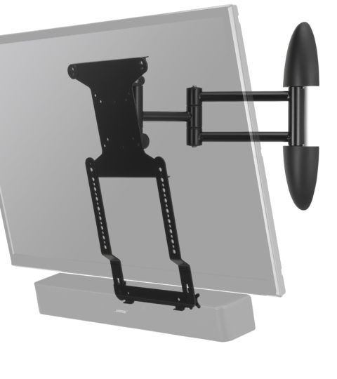 SoundXtra TV Cantilever Mount For Bose Solo 5