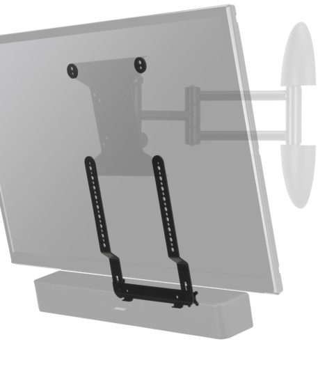 SoundXtra TV Mount Attachment For Bose Solo 5