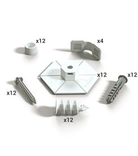 Nanoleaf Mounting-Set