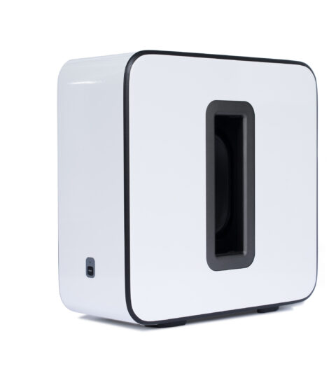 Flexson Colourplay Folie Für Sonos SUB – Weiss