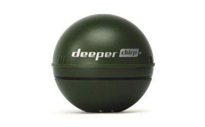 Deeper Smart Sonar Chirp+ Fishfinder