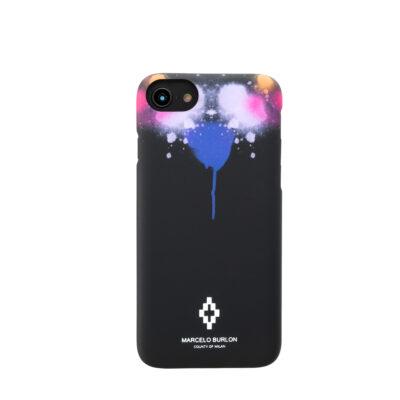 Marcelo Burlon IPhone 8/7/6S/6 Handyhülle Abstract Spray