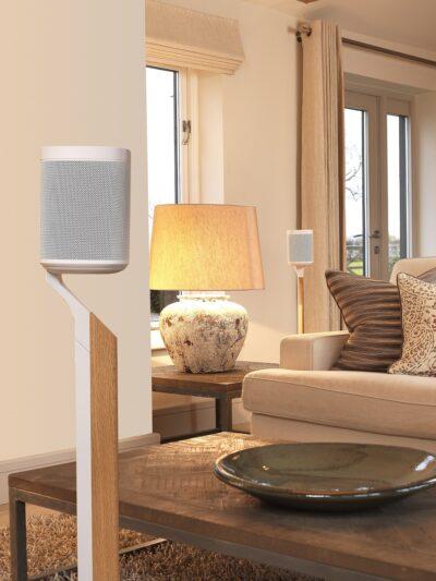 Flexson Premium Bodenständer Für Sonos One Und Play:1