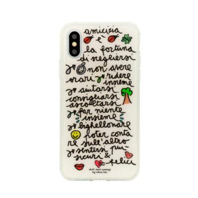 Benjamins Amiciza IPhone Handyhülle