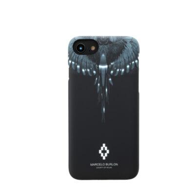 Marcelo Burlon IPhone Handyhülle Wings Silver