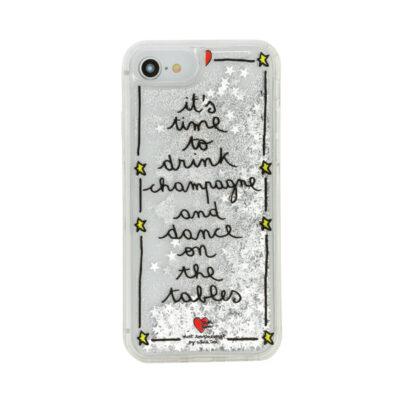 Benjamins IPhone Handyhülle Liquid Champagne