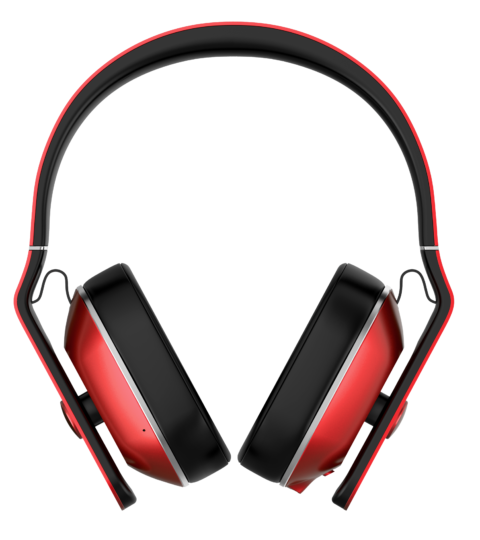 1More MK802 Bluetooth (Over-Ear, Rot)