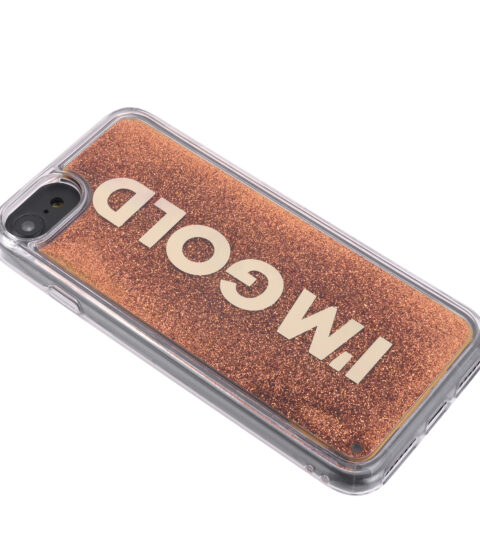 Benjamins IPhone Handyhülle I'm Gold
